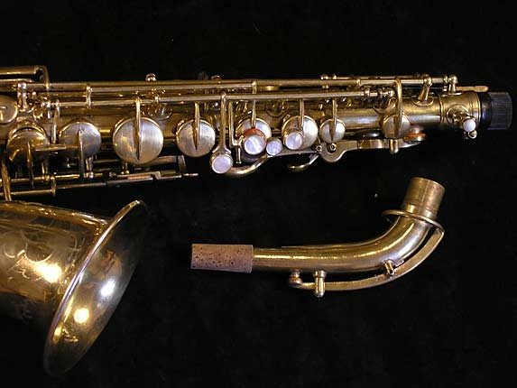 "Martin Gold Plate ""Elkhart"" Alto - 56694 - Photo # 4"