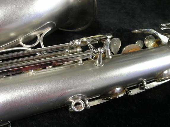 "Martin Silver Plate ""The Martin"" Tenor - 176595 - Photo # 16"