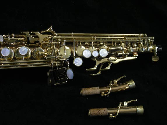Yanagisawa Bronze Lacquer S-992 Soprano - 00233966 - Photo # 3
