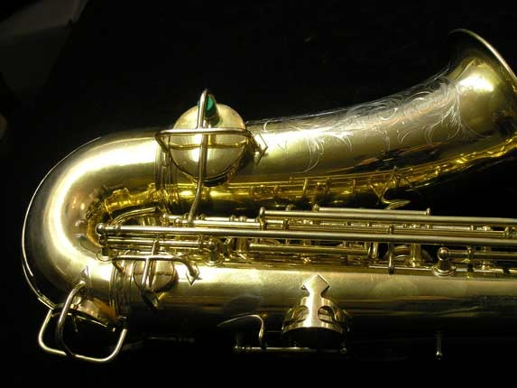 "Conn ""New Wonder"" Gold Plate Alto - 98974 - Photo # 5"