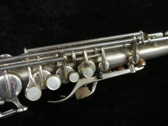 Conn Silver Chu Berry Soprano - 211964 - Photo # 7