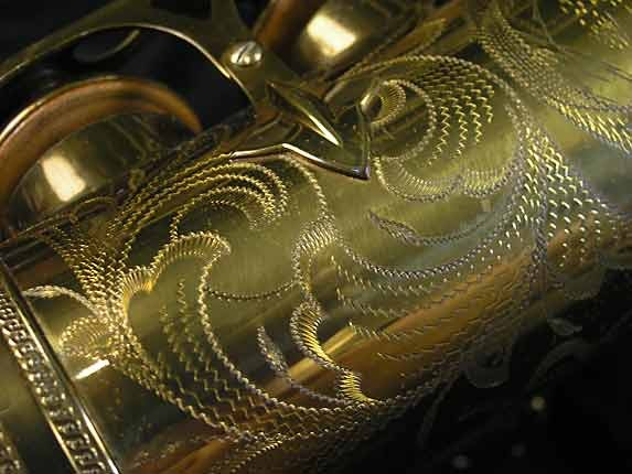 Selmer Lacquer Balanced Action Alto - 26416 - Photo # 19