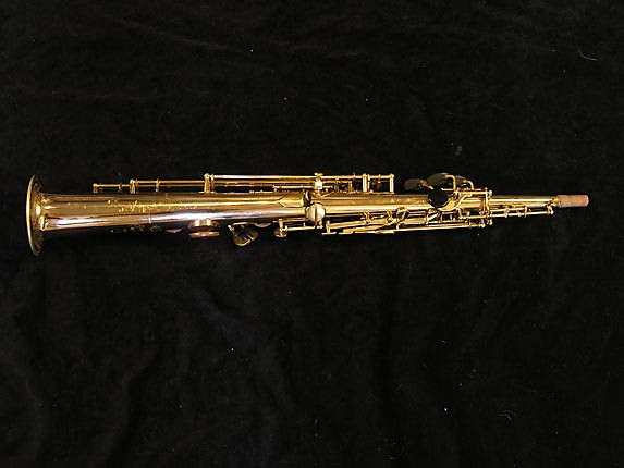 Selmer Lacquer Mark VI Soprano - 141868 - Photo # 2