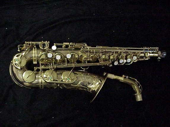 Selmer Lacquer Mark VI Alto - 113250 - Photo # 2