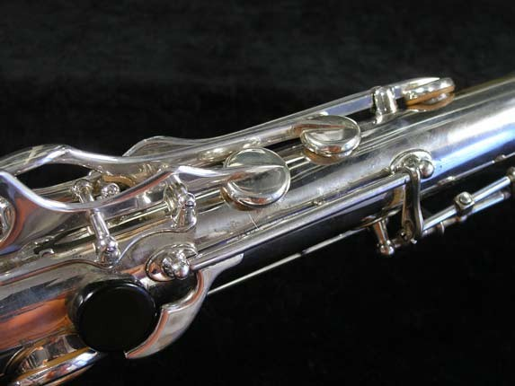 Selmer Silver Plate Mark VI Tenor - 134726 - Photo # 10