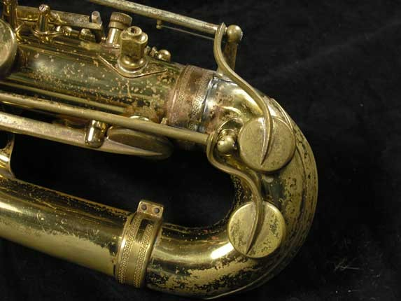 Selmer Lacquer Mark VI Baritone - 137237 - Photo # 7