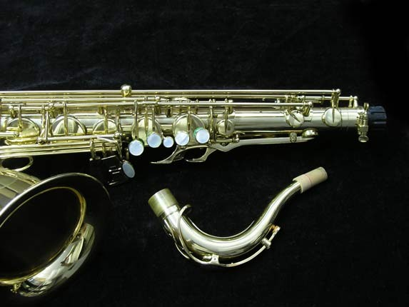 Selmer Lacquer Mark VII Tenor - 262909 - Photo # 3
