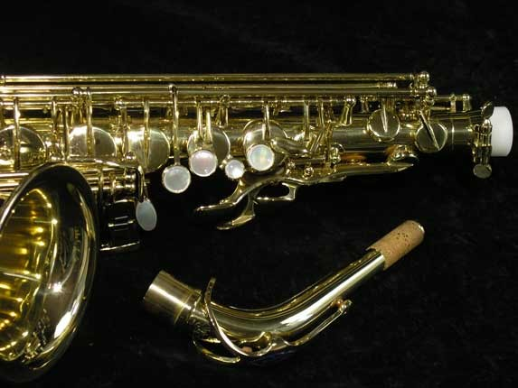 Selmer Lacquer Super Action 80 serie II Alto - 651255 - Photo # 3