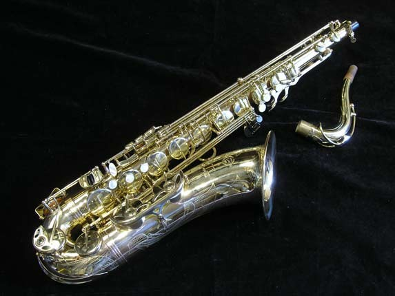 Selmer Lacquer Super Action 80 serie III Tenor - 556900 - Photo # 1