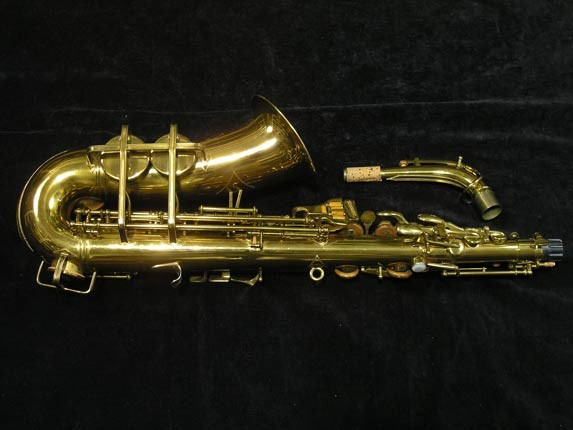 "Buescher Lacquer Aristocrat ""Big B"" Alto - 295790 - Photo # 4"