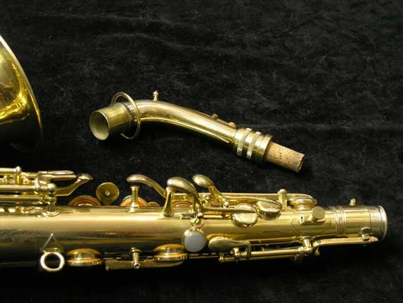 "Conn ""New Wonder"" Gold Plate Alto - 98974 - Photo # 6"