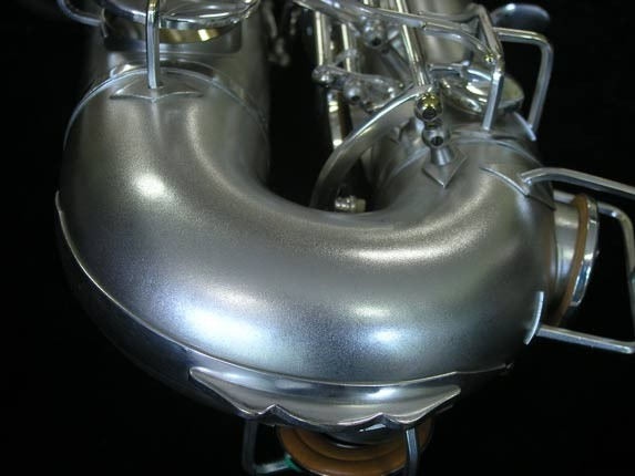 Buescher Silver Plate New Aristocrat Alto - 263859 - Photo # 22