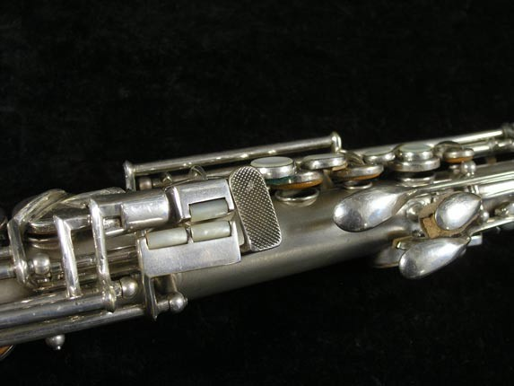 Conn Silver Chu Berry Soprano - 211964 - Photo # 8