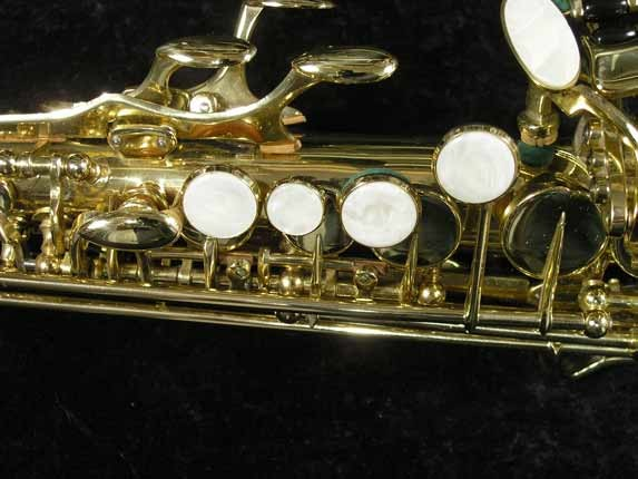 Keilwerth Lacquer ST-90 series Soprano - 84481 - Photo # 3