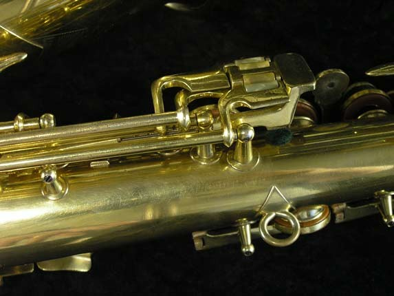 Conn Gold Plate Art Deco Transitional Alto - 248650 - Photo # 10