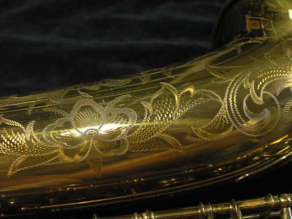 Selmer Lacquer Balanced Action Alto - 26416 - Photo # 20