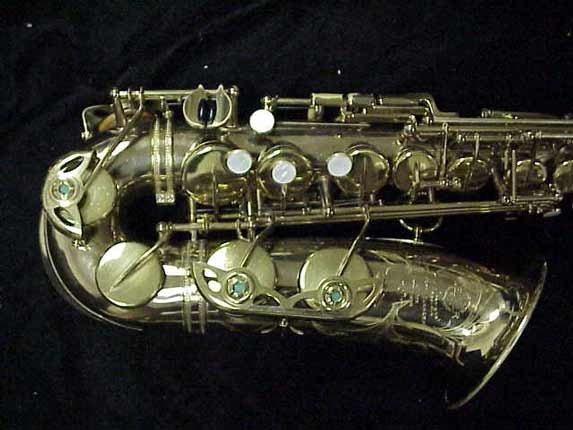 Selmer Lacquer Mark VI Alto - 113250 - Photo # 3