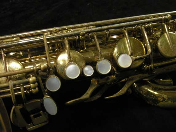 Selmer Lacquer Mark VI Baritone - 137237 - Photo # 8