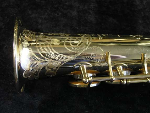 Selmer Lacquer Super Action 80 serie III Soprano - 510733 - Photo # 15