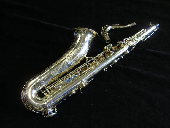 Selmer Lacquer Super Action 80 serie III Tenor - 556900 - Photo # 2