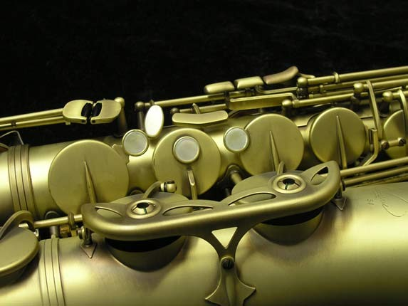 Selmer Reference 54 Tenor - 640108 - Photo # 11
