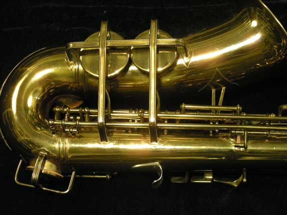 "Buescher Lacquer Aristocrat ""Big B"" Alto - 295790 - Photo # 5"