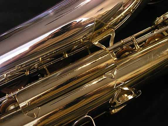 King Silver-Sonic Gold Inlay Super 20 Tenor - 385231 - Photo # 18