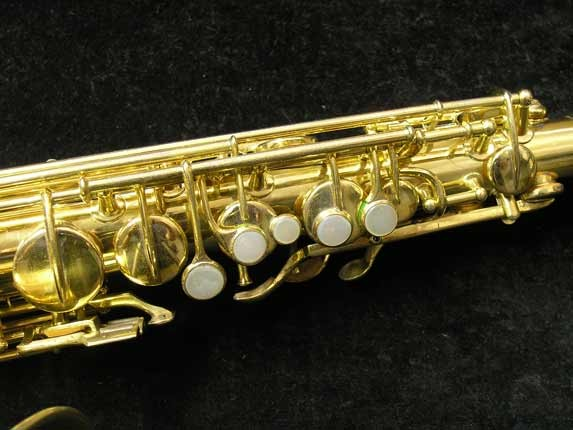 "Conn ""New Wonder"" Gold Plate Alto - 98974 - Photo # 7"