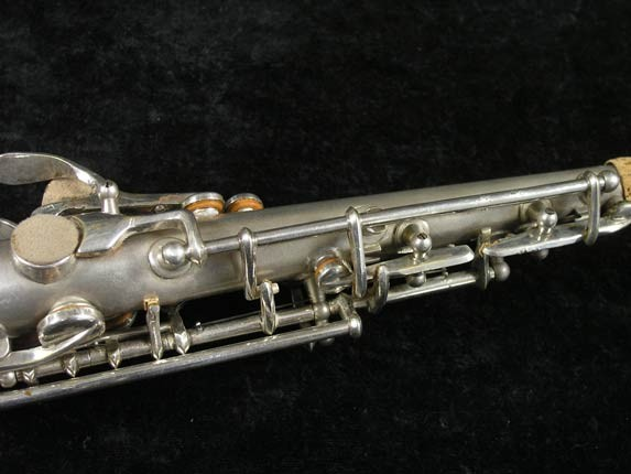 Conn Silver Chu Berry Soprano - 211964 - Photo # 9