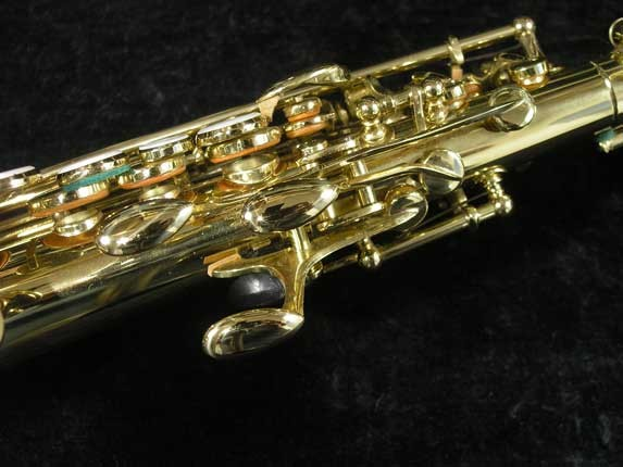 Keilwerth Lacquer ST-90 series Soprano - 84481 - Photo # 4