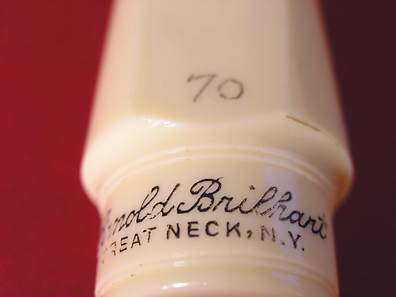 Brilhart Great Neck New York Alto - 32390 - Photo # 6