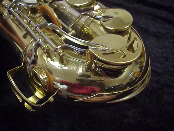 King Silver-Sonic Gold Inlay Super 20 Tenor - 532373 - Photo # 14