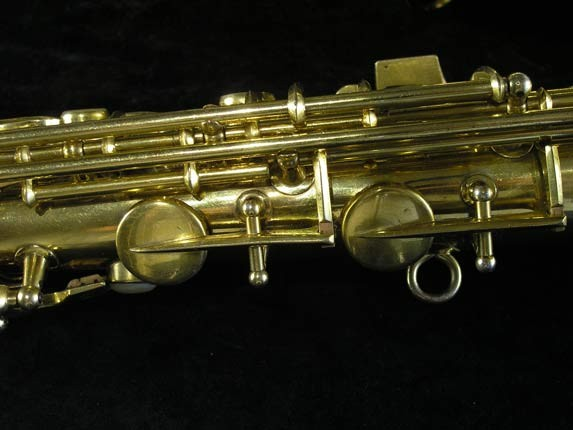 Conn Gold Plate Art Deco Transitional Alto - 248650 - Photo # 11