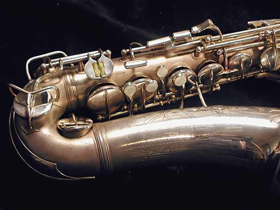 Conn Silver Plate Transitional 6M Alto - 268713 - Photo # 2