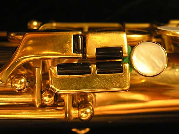 Selmer Gold Plate Super Tenor - 17354 - Photo # 11