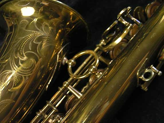 Selmer Lacquer Balanced Action Alto - 26416 - Photo # 21