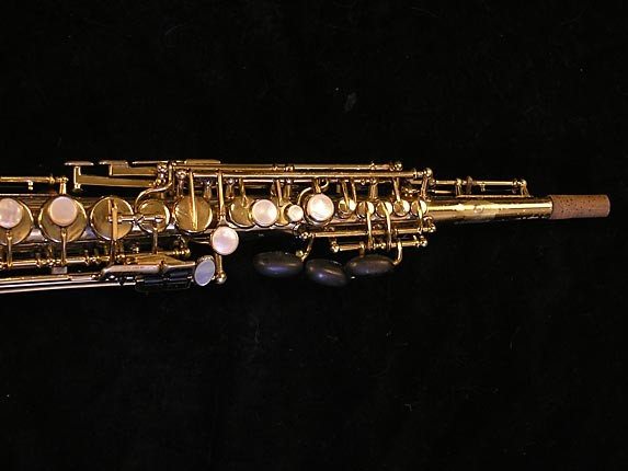 Selmer Lacquer Mark VI Soprano - 141868 - Photo # 4