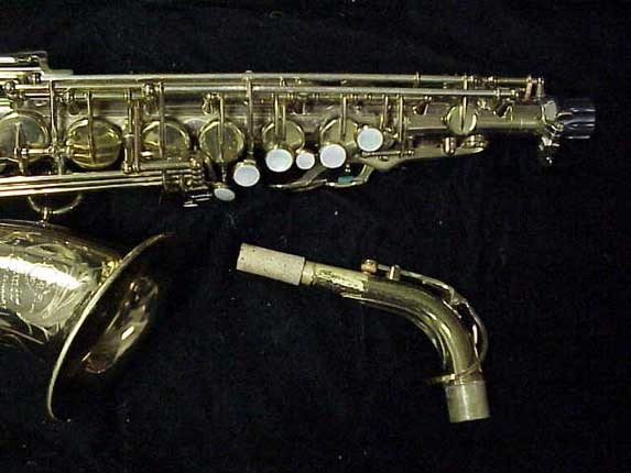 Selmer Lacquer Mark VI Alto - 113250 - Photo # 4