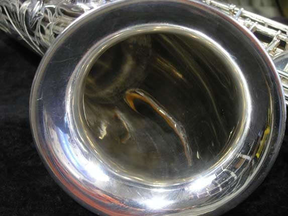 Selmer Silver Plate Mark VI Tenor - 134726 - Photo # 12