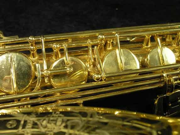 Selmer Gold Plate Mark VI Tenor - 142934 - Photo # 14
