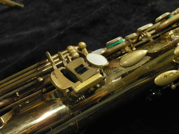 Selmer Lacquer Mark VI Baritone - 137237 - Photo # 9