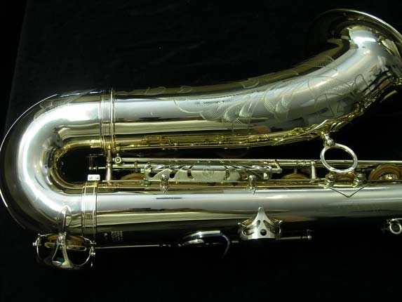 Selmer Lacquer Mark VII Tenor - 262909 - Photo # 5