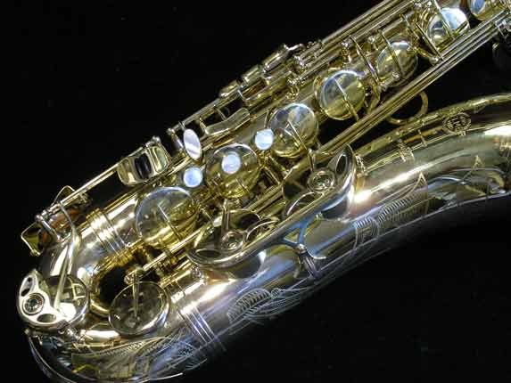 Selmer Lacquer Super Action 80 serie III Tenor - 556900 - Photo # 3