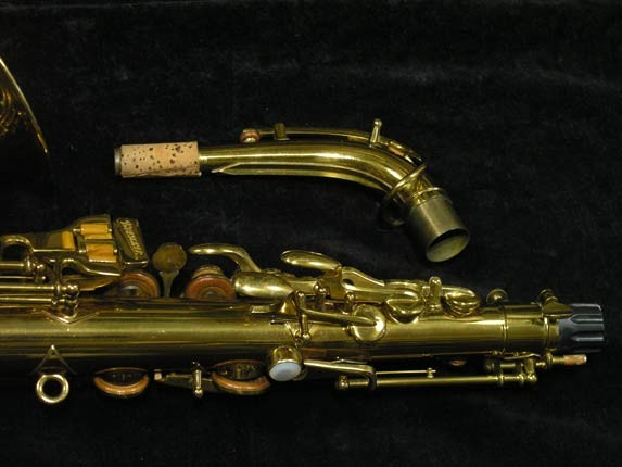 "Buescher Lacquer Aristocrat ""Big B"" Alto - 295790 - Photo # 6"