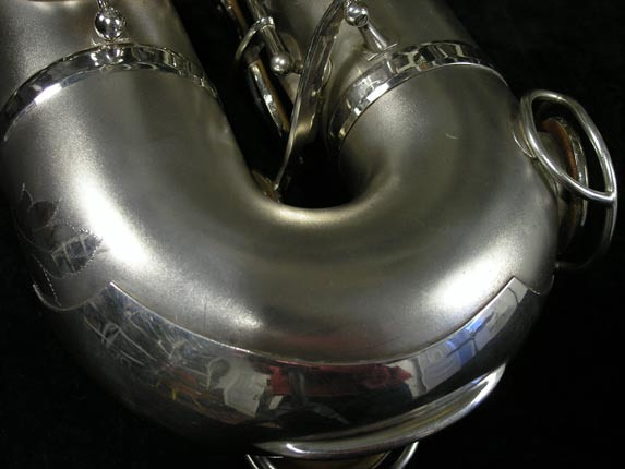 "Martin Silver Plate ""The Martin"" Tenor - 176595 - Photo # 19"