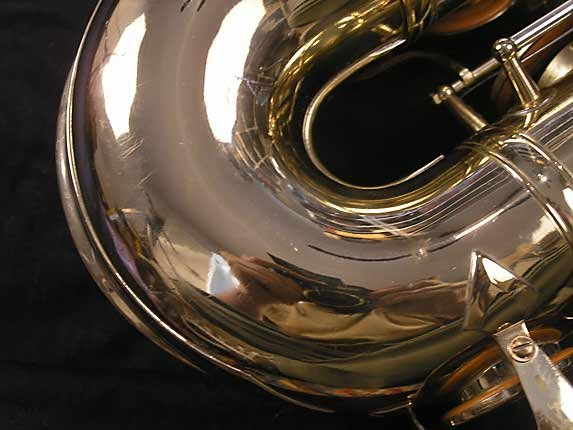 King Silver-Sonic Gold Inlay Super 20 Tenor - 385231 - Photo # 19