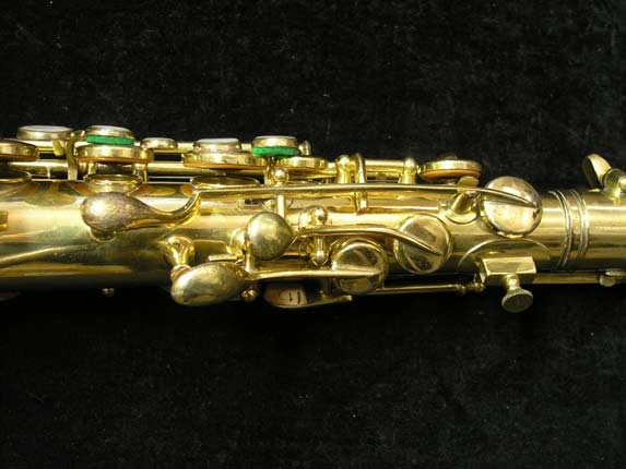 "Conn ""New Wonder"" Gold Plate Alto - 98974 - Photo # 8"
