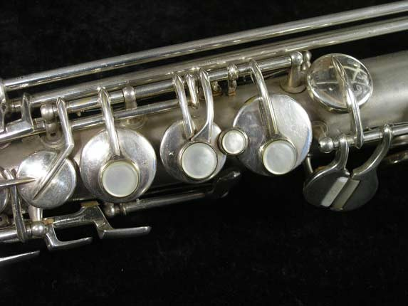 Conn Silver Chu Berry Soprano - 211964 - Photo # 10