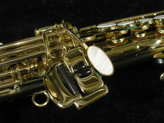 Keilwerth Lacquer ST-90 series Soprano - 84481 - Photo # 5