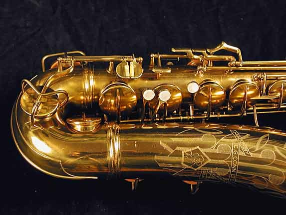 Conn Lacquer 10M Tenor - 291547 - Photo # 4